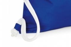 Pytlík královská modrý s bílou