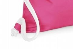 Pytlík růžový s bílou