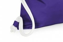 Pytlík purpurový s bílou
